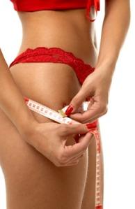 measuring hips